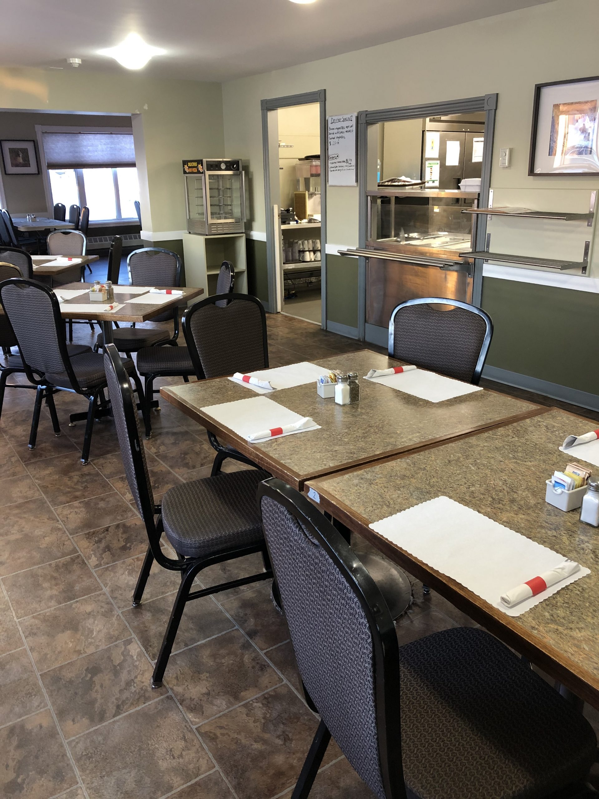 Aura Dining Room - Casual Everyday Dining