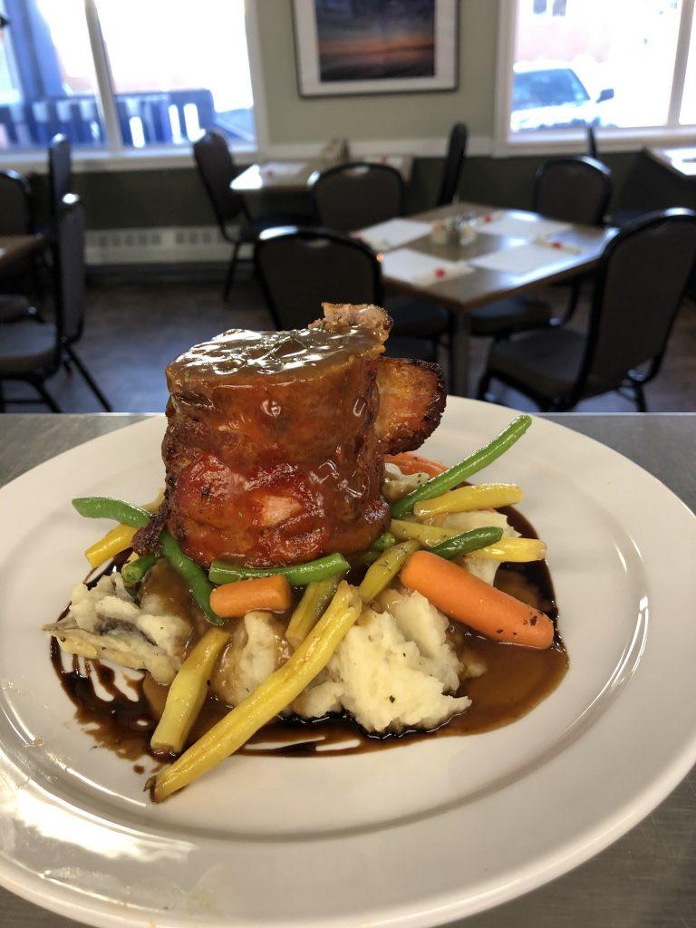 Aura Dinning Room - Meatloaf